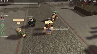 Roblox Isle : playing with fans! Follow my profile to join.