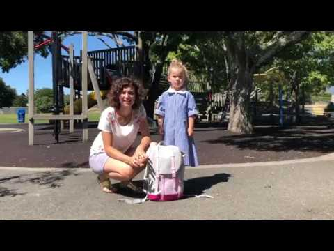 How to ensure correct use of kids schoolbags