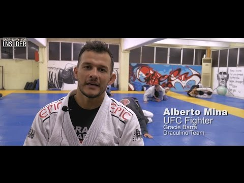 Cage Survivor Insider: UFC Fighter Alberto Mina