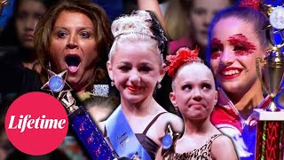 MOST UNEXPECTED WINS AND DRAMATIC UPSETS - Dance Moms (Flashback Compilation) | Lifetime