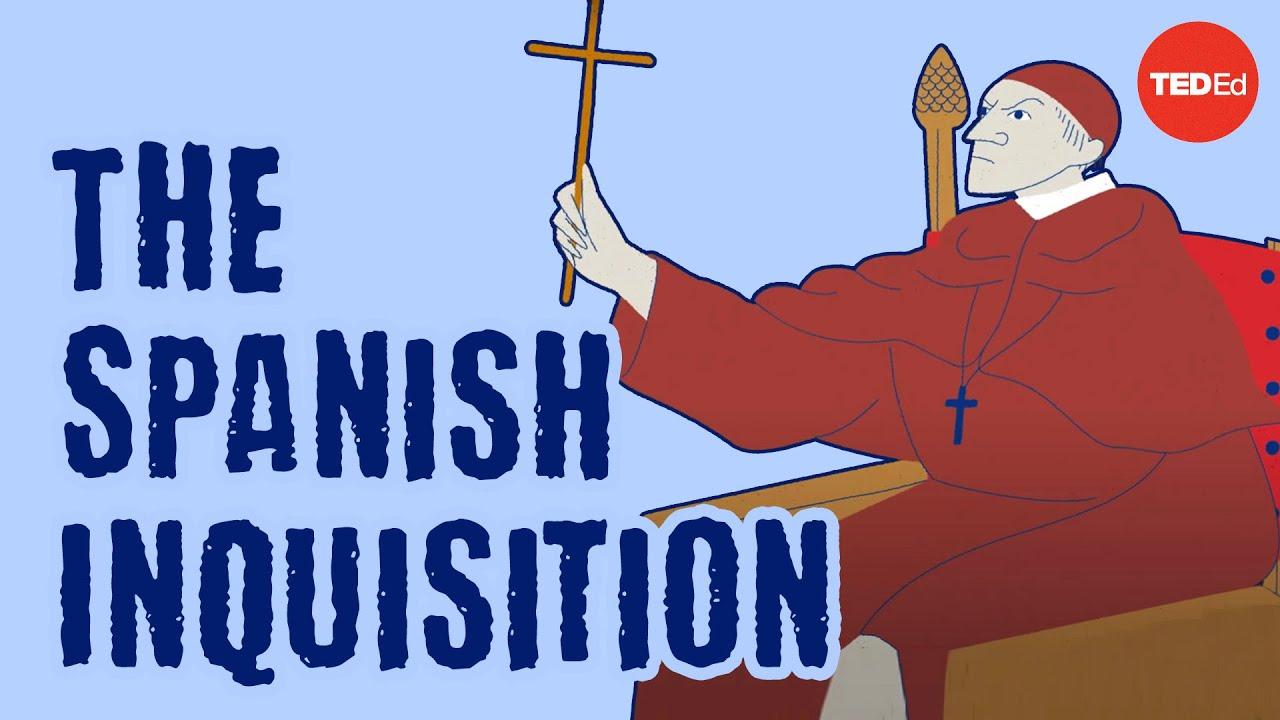 Ugly History: The Spanish Inquisition - Kayla Wolf