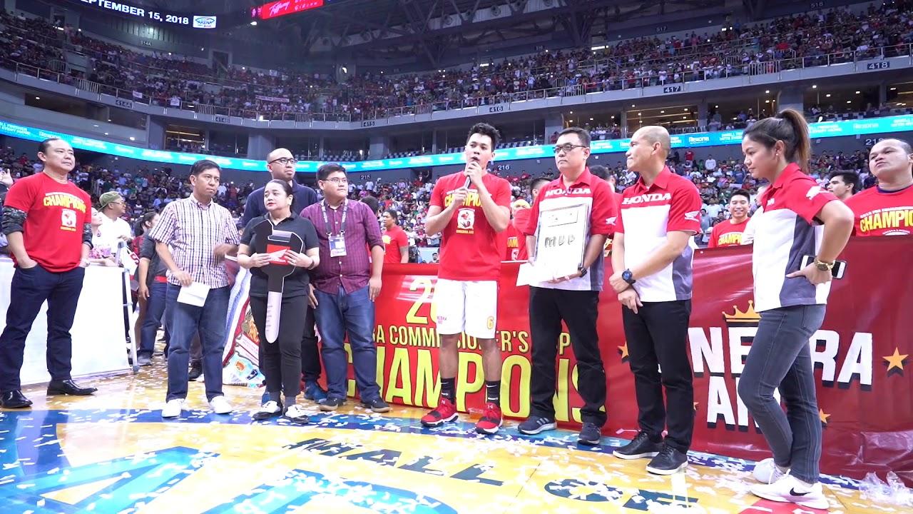 "Download Scottie Thompson on winning Finals MVP for Ginebra: ""Hindi ko alam kung deserve ko 'to"""