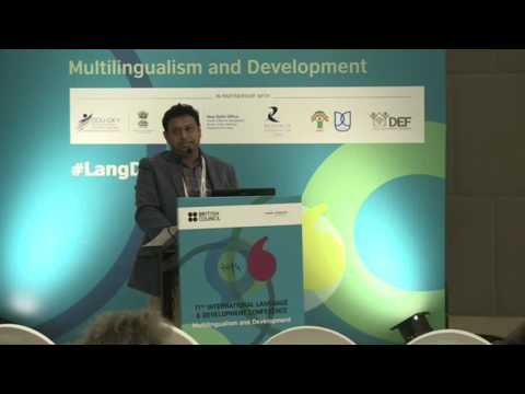 LangDev2015: Sayeedur Rahman | Women, English and Empowerment: Voices from Rural Bangladesh