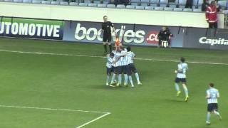 Highlights | Coventry 1-0 Bradford