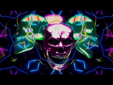 CrazyDave/MorningGlory Techno VJ DJ set 2018.