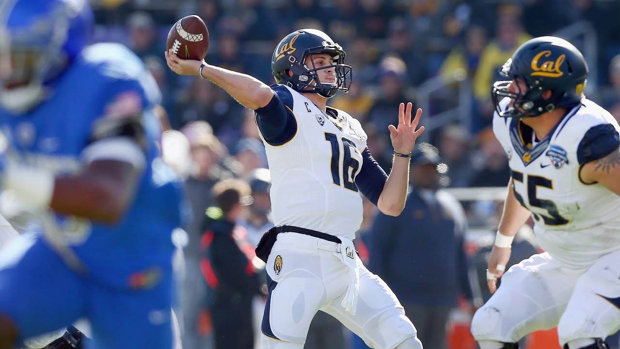 Highlights: California football soars past Air Force in ...