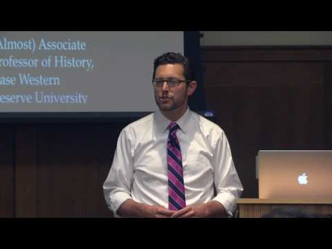 Researcher Talk: Coal and Empire:  The Birth Of Energy Security in Industrial America