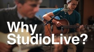 Why we chose the PreSonus StudioLive for LocalMotive Studios