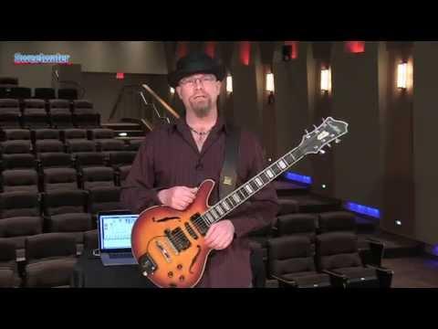 Fishman Triple Play Wireless MIDI Guitar System Demo - Sweetwater Sound