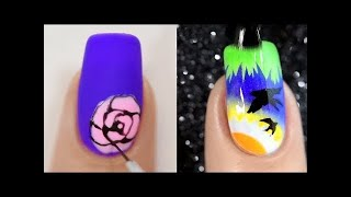 New Nail Art Tutorial 2018 💄😱 The Best Nail Art Designs Compilation #32