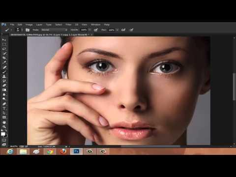 Speed Art - Retoque Digital (#Photoshop CC)