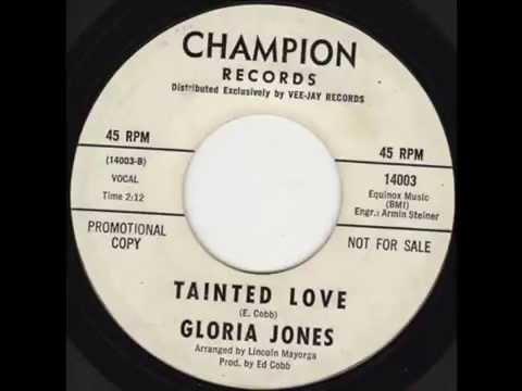 Tainted Love - Gloria Jones (1965) (HD Quality)