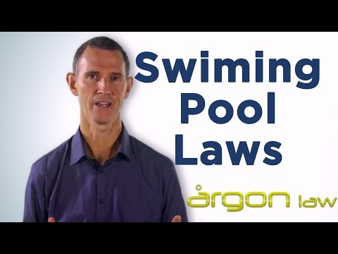 Swimming Pool Laws:: Obtaining a safety certificate. Sunshine Coast Solicitor- Argon Law