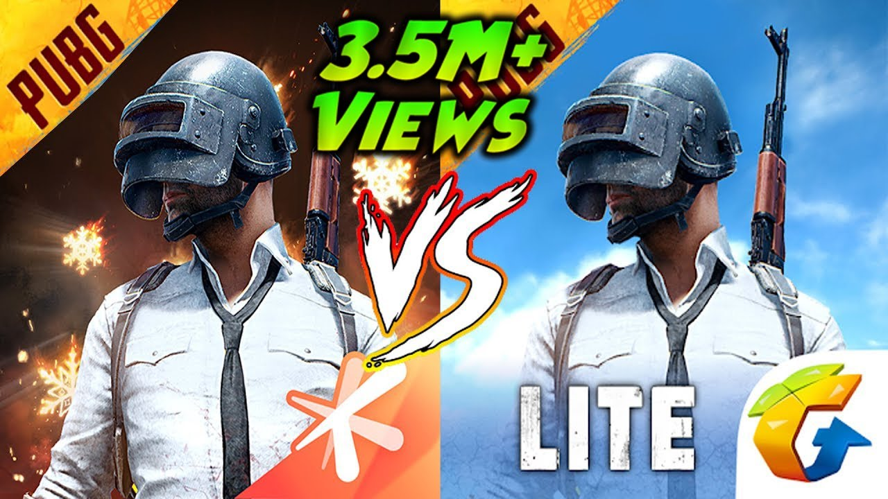PUBG Lite Vs Pubg Mobile Tiktok Video | Best PUBG Lite Tiktok | Best PUBG Mobile Tiktok Video