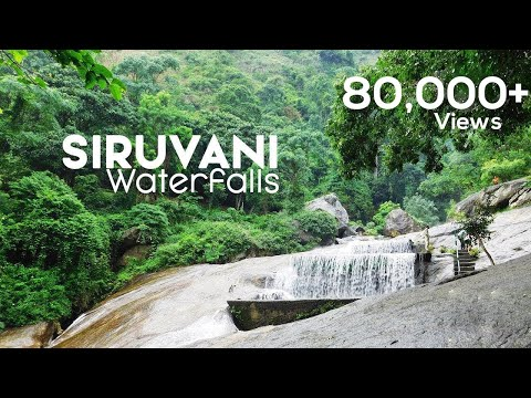 SIRUVANI Waterfalls (2nd Tastiest Water in the world)