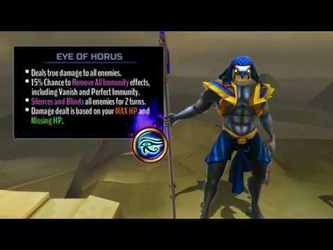 Iron Maiden: Legacy of the Beast - Horus Strikes!