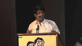 Excerpts of Director R Sundarrajan  Speech | Humour Club | July 2015