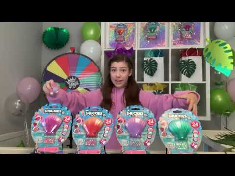 LIL' SHUCKIES SLIME REVIEW! WITH SISSY SHERIDAN