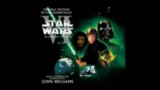 Star Wars Episode VI Soundtrack The LightsaberThe Ewok Battle - HD