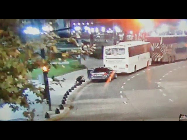 El video del ataque al diputado Olivares y asesinato del funcionario Yadón