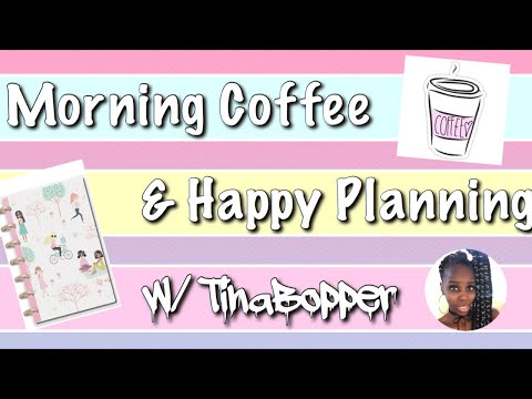 S9 E27 Upcoming Budget | How I'm Dating & Using My Super Mom Planner For 2018