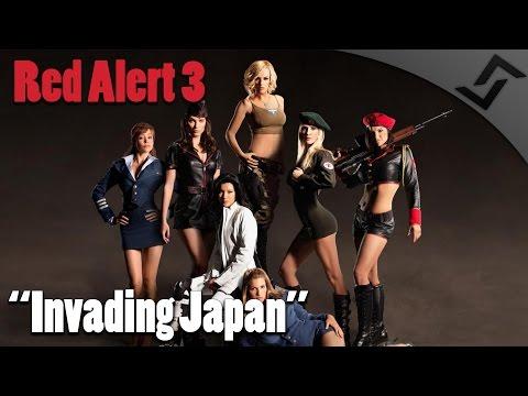 Red Alert 3 - Invading Japan - Mission 7 COOP USSR