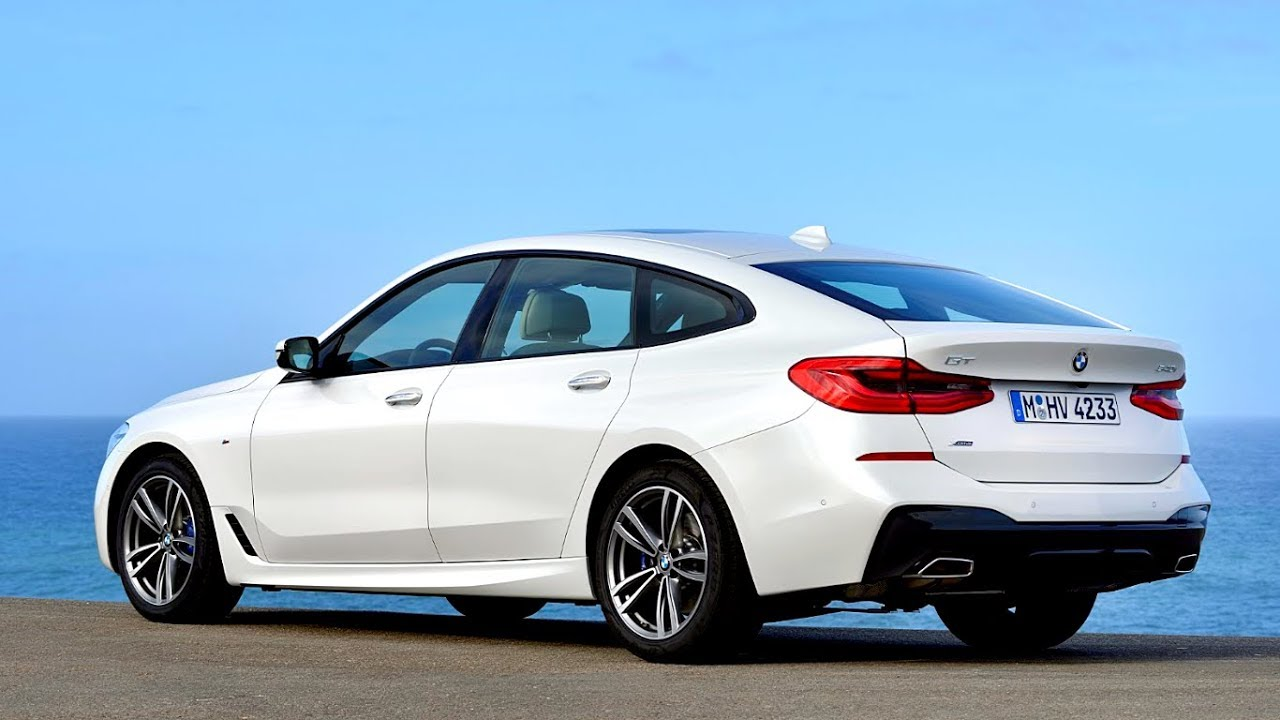 2020 New BMW 6 Series Gran Turismo Review - YouTube
