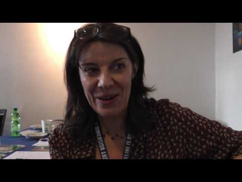 Lisa Bowerman Interview at TimeLash II