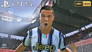 FIFA 21 - Porto vs Juventus | UEFA Champions League PS5™ (4K HDR)