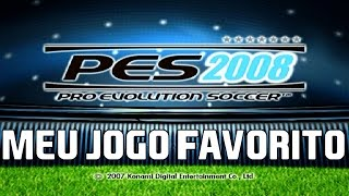 AQUECIMENTO PES 2016 - PES 2008 (PS2) - QUE JOGÃO FOI ESSE MEU DEUS !!!