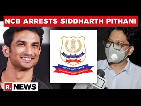 Sushant Singh Rajput's Flatmate Siddharth Pithani Arrested By NCB; Brought To Mumbai