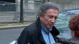 Michel Drucker bouleversé par la dernière lettre de René Angélil