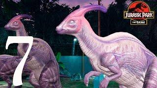 Jurassic Park The Game 7 - Загон паразавров +Побег на вертолете(Ставим лайки, не ленимся. Помогаем каналу! Обзоры игрушек - https://goo.gl/b3Npj0 Самоделим - https://goo.gl/DQaqec Наш канал..., 2016-04-26T11:00:02.000Z)