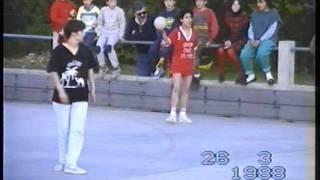 CDCR as Sete Bicas - Futebol Femenino 26.3-88 wmv