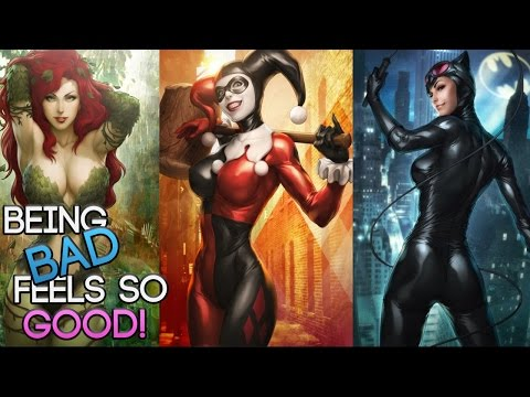 DC Universe Online - Playing The Bad Guys In An MMORPG Can Be Fun!