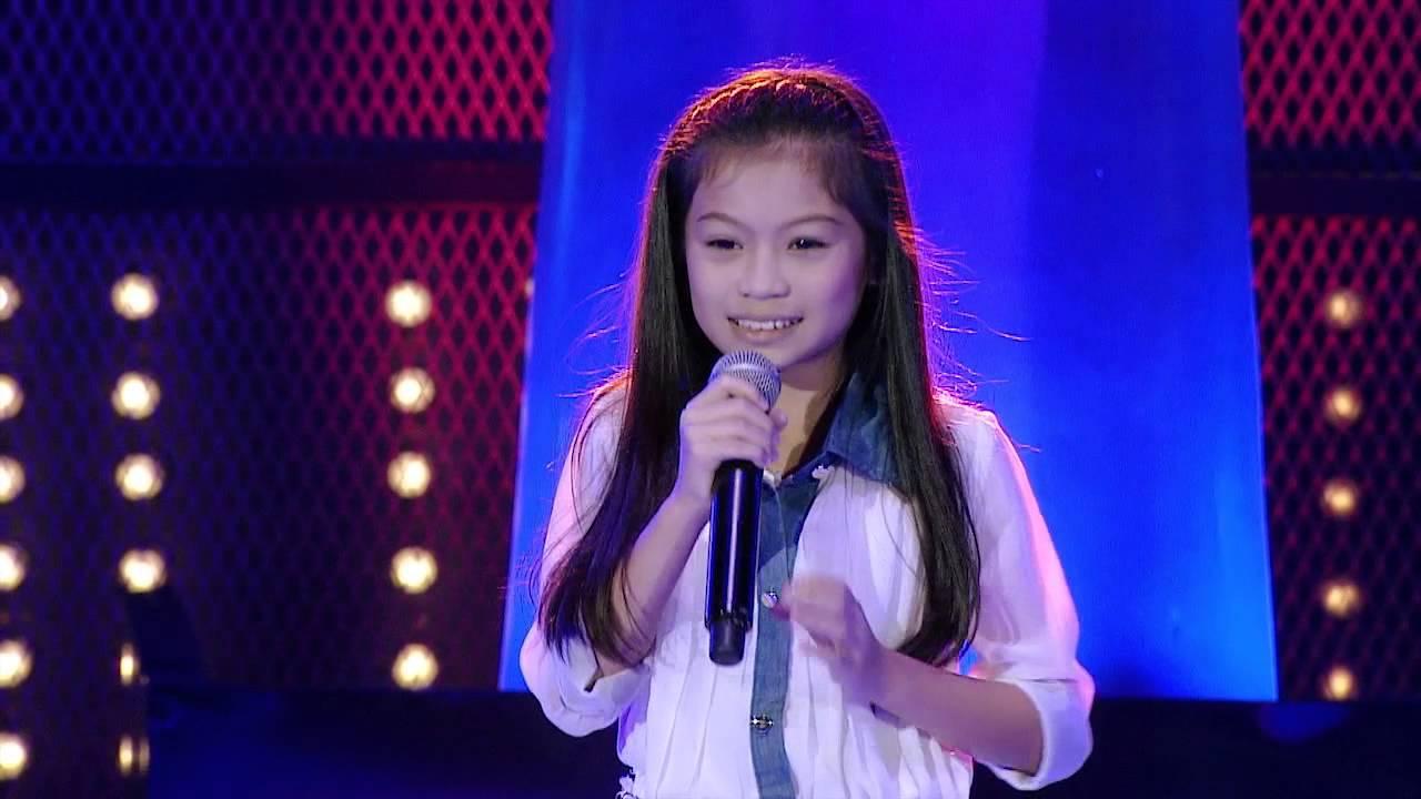 The Voice Kids Thailand - กีต้าร์ สุดารัตน์ - สี่กษัตริย์เดินดง - 25 May 2013