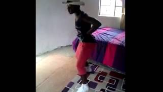 KZN Kid dancing