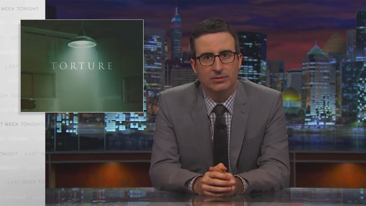 Download Torture: Last Week Tonight with John Oliver (HBO)