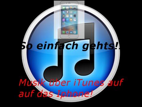 [Tutorial] Musik über iTunes auf das Iphone ziehen! GANZ EINFACH & SCHNELL! 11.04.2016|NicolaeSports