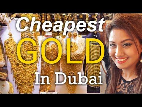 Cheapest Gold in Dubai ? Gold Kaise Khareede? Kitna Gold Le Ja Sakte Hain?