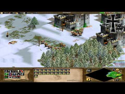 """Age of Empires II: The Conquerors - Atila el Huno Misión 4: """"Esponsales bárbaros"""""""