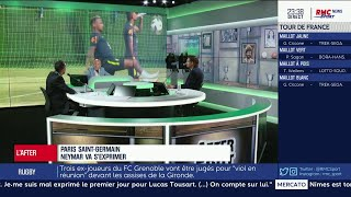 """Damien Perrinelle sur Neymar : """"Il n'en a rien à faire du PSG !"""""""