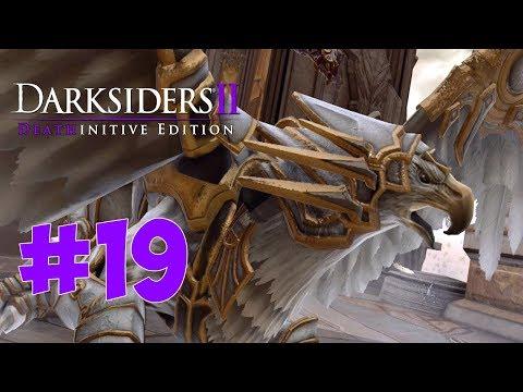 Darksiders 2 Deathinitive Edition #19 - MELHOR ARMA DO JOGO? [Legendado PTBR PS4]