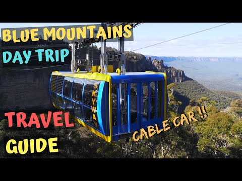 ULTIMATE BLUE MOUNTAIN SYDNEY Day Trip Travel Guide - How To Travel Blue Mountains Australia
