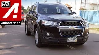 Test drive Chevrolet Captiva 2.0 Diesel (Part 2/2)