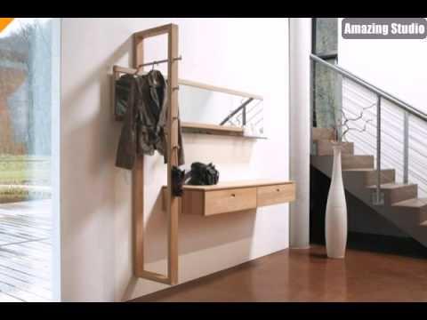 Interior Design Ideen Schone Dielenmobel Aus Holz Youtube