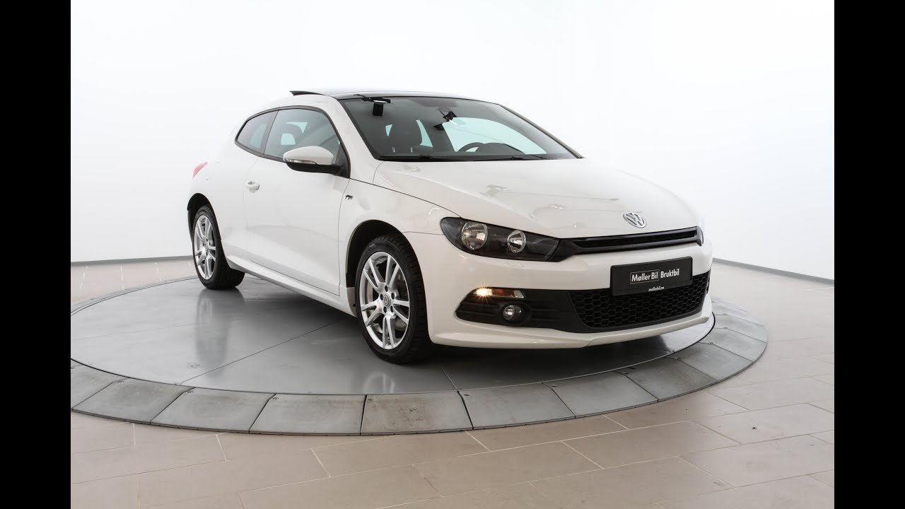 volkswagen scirocco 1 4 tsi 160hk r line 2011 youtube. Black Bedroom Furniture Sets. Home Design Ideas