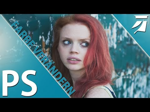 Farbe ändern & Haare umfärben | Photoshop Tutorial | Filmproduktion Frankfurt | Videoproduktion thumbnail