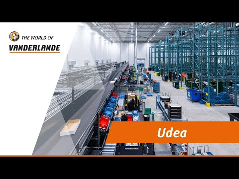 The World Of Vanderlande: Udea