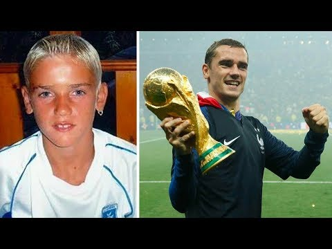 Few people know how much Griezmann had to suffer to make it to the top - Oh My Goal